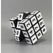 Sudoku kocka fehér