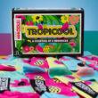Tropicool zokni szett - 6 db különböző mintájú