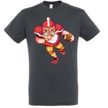 Amerikai focis Mikulás póló több színben