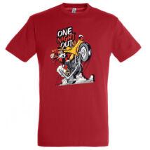 One Night Out póló több színben