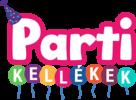 Party kellékek és kiegészítők