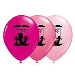 11 inch-es Pózolós Lánybúcsú Party! Assorted Lufi