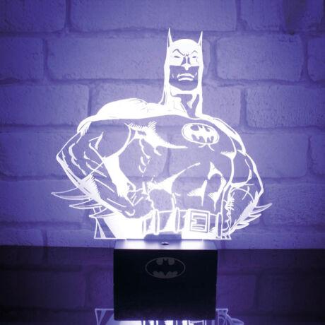 Batman képregényhős világítás
