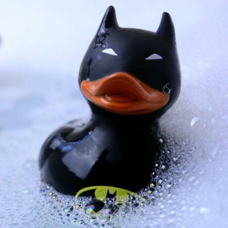 Batman fürdőkacsa