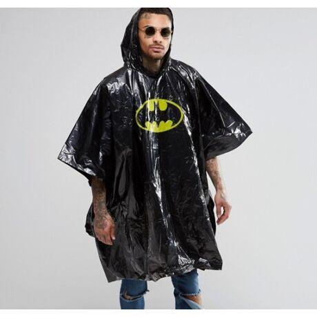 Batman esőkabát poncsó
