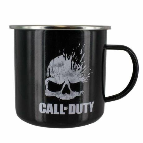 Call of Duty bádog bögre