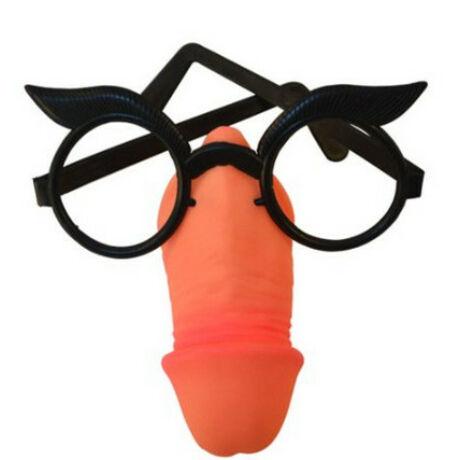 Kukis szemüveg lánybúcsúra