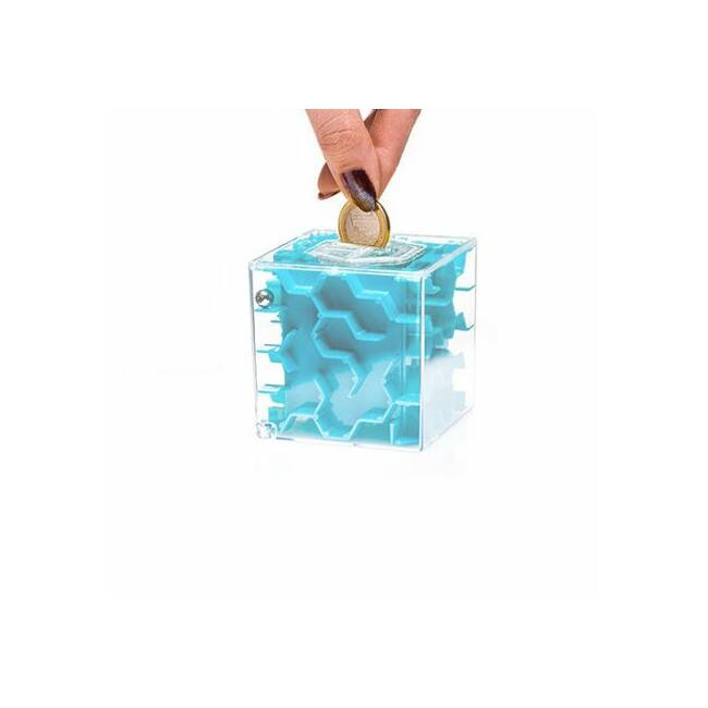 Mini pénzlabirintus  - kék
