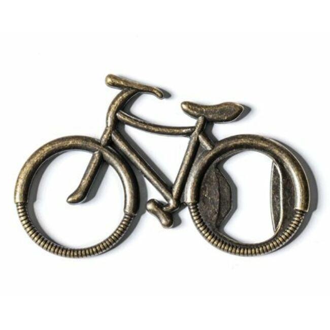 Retro bicikli sörnyitó