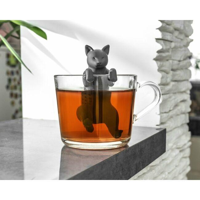 Cica teafű áztató