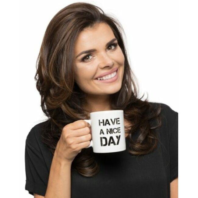 Have a nice day bögre - fehér