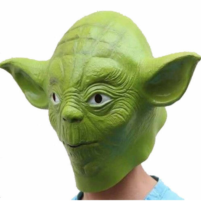 Yoda maszk