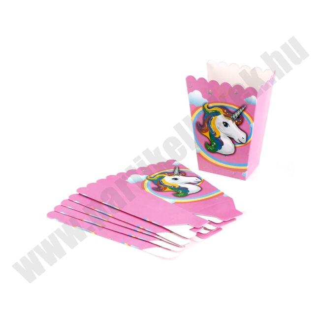 Unikornis snack tasak - Rózsaszín