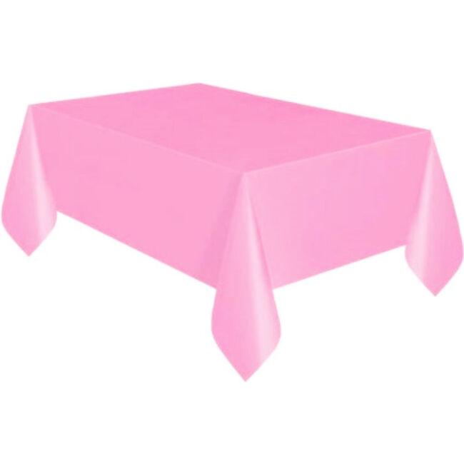 Rózsaszín Parti Asztalterítő - 137 cm x 183 cm