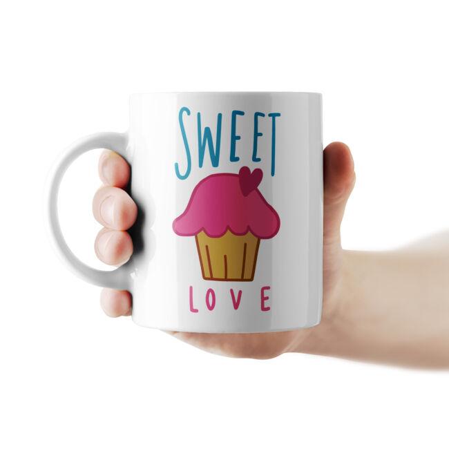 Sweet Love bögre