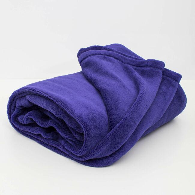 Hugz Deluxe - Snuggie bebújós takaró Kék