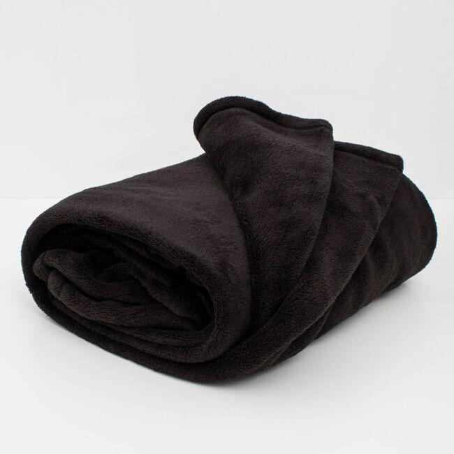 Hugz Deluxe - Snuggie bebújós takaró Fekete