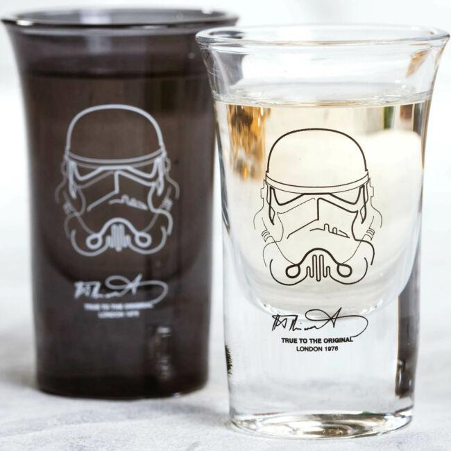 Stormtrooper feles pohár szett