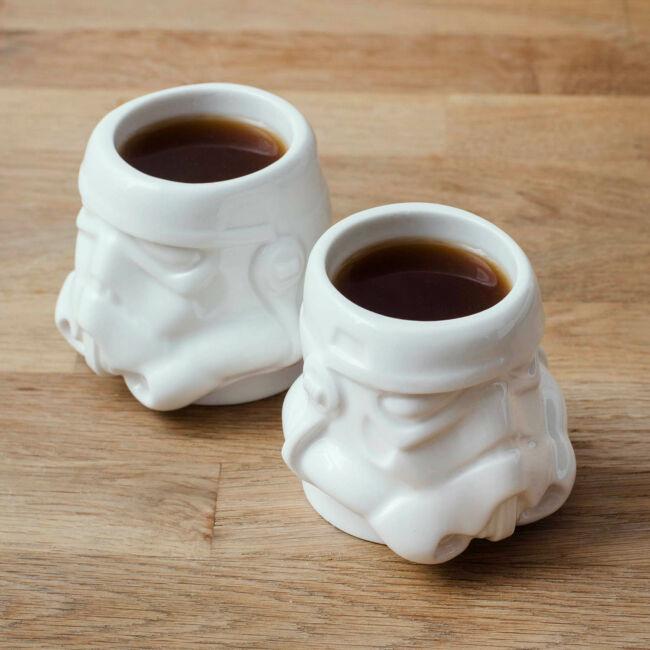 Stormtrooper espresso csésze szett