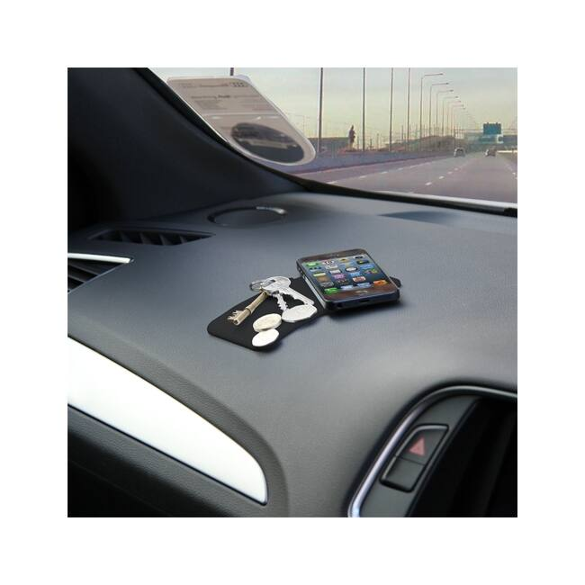 Grippy Pad - Csúszásgátló autóba Fekete