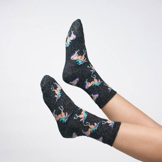 Mágikus unikornis zokni (2 pár)