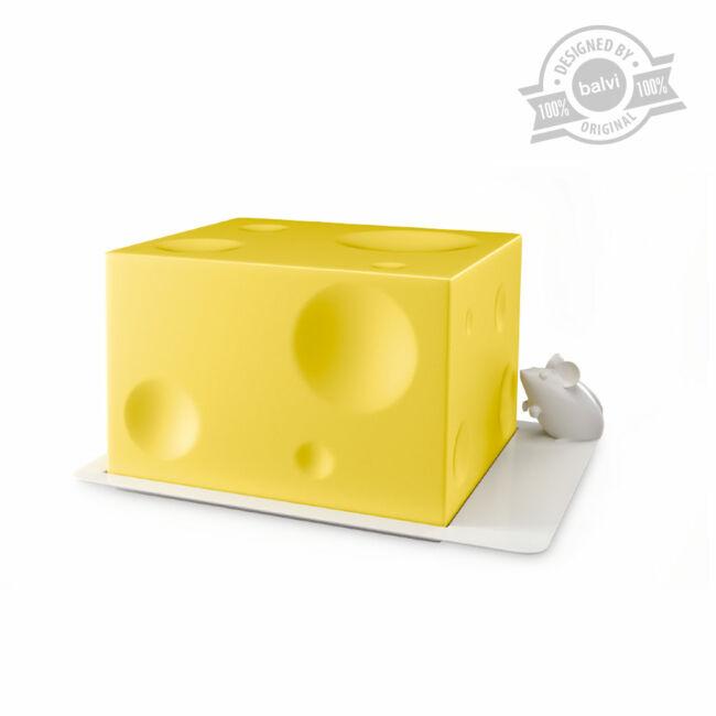 Egeres sajttartó