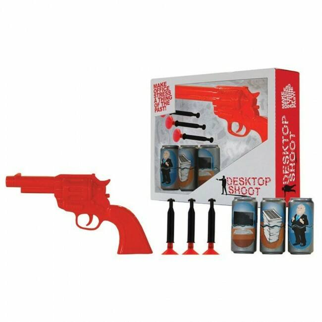 Lődd le az unalmat! - Irodai stressz és unaloműző lövöldözős játék