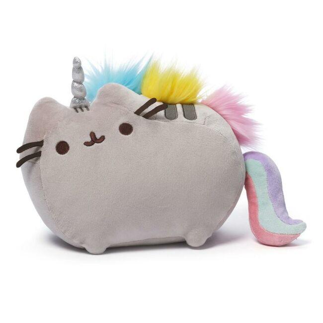 Pusheen cica párna - Unikornis