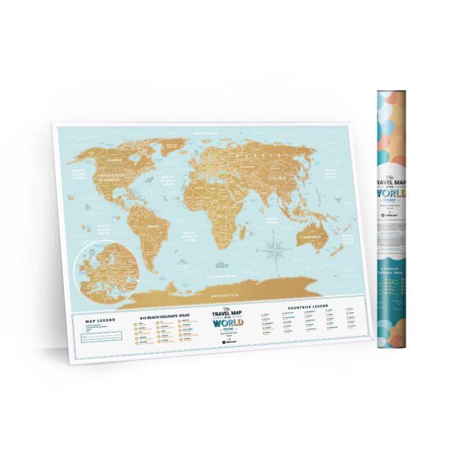 Kaparós térkép - Lagúna