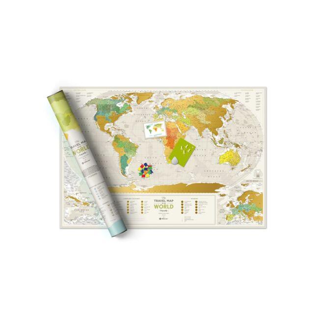 Kaparós Térkép Földrajz változatban