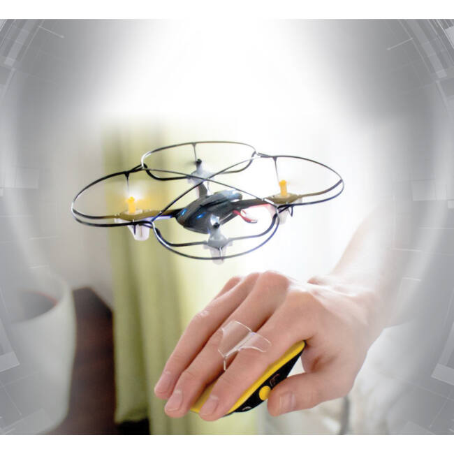 Mozgásérzékelős drone