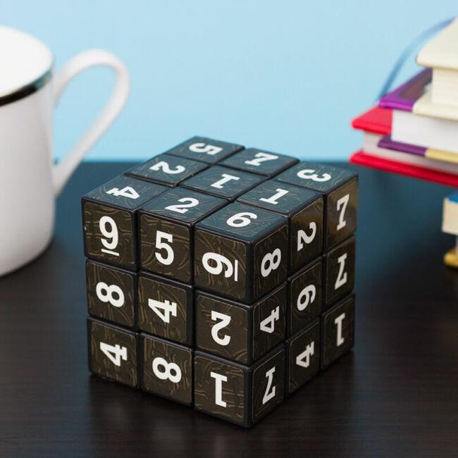 Sudoku kocka