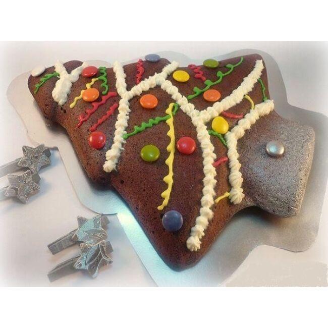 Karácsonyfa sütőforma