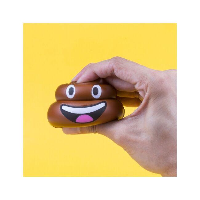 Emoji kaki stresszlabda