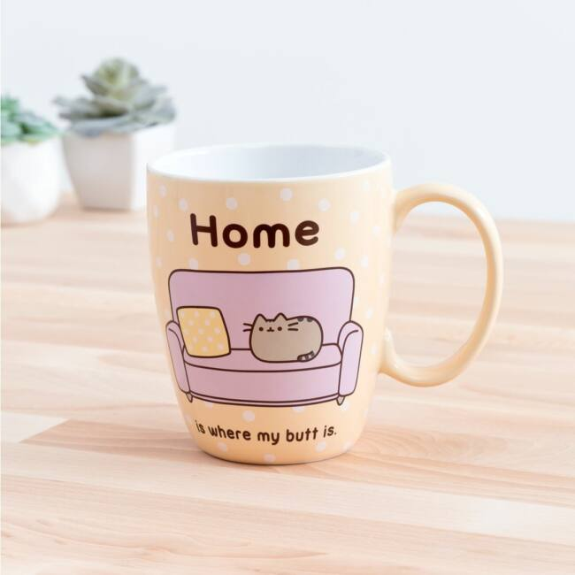 Pusheen cica bögre - Home