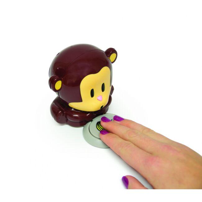 Manikür majom körömszárító