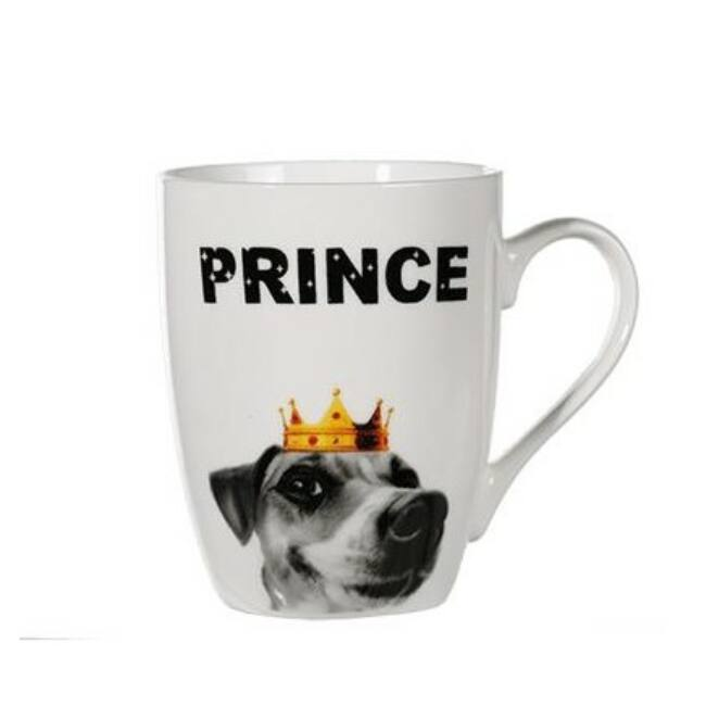 King - Queen, Prince - Princess állati bögrék PRINCE