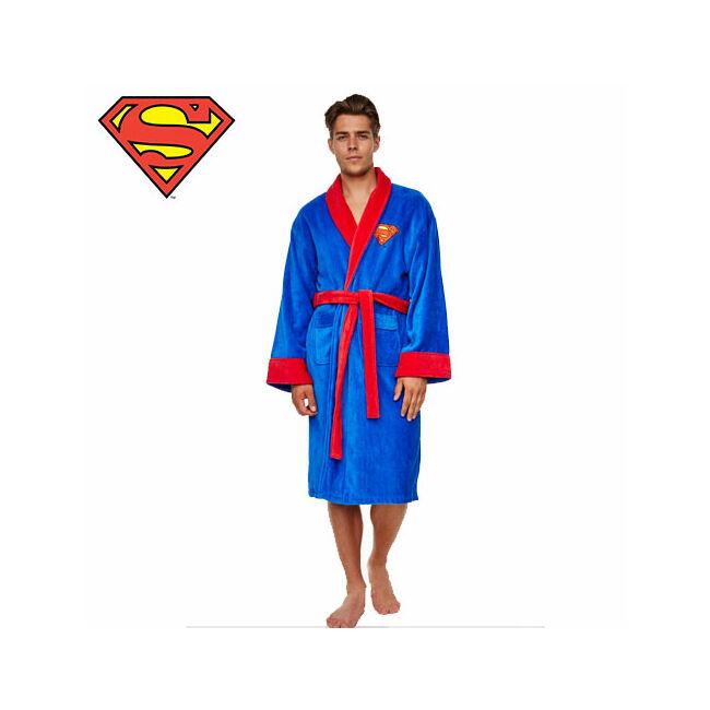 Superman fürdőköntös