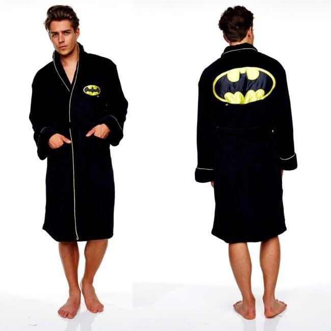Batman fürdőköntös