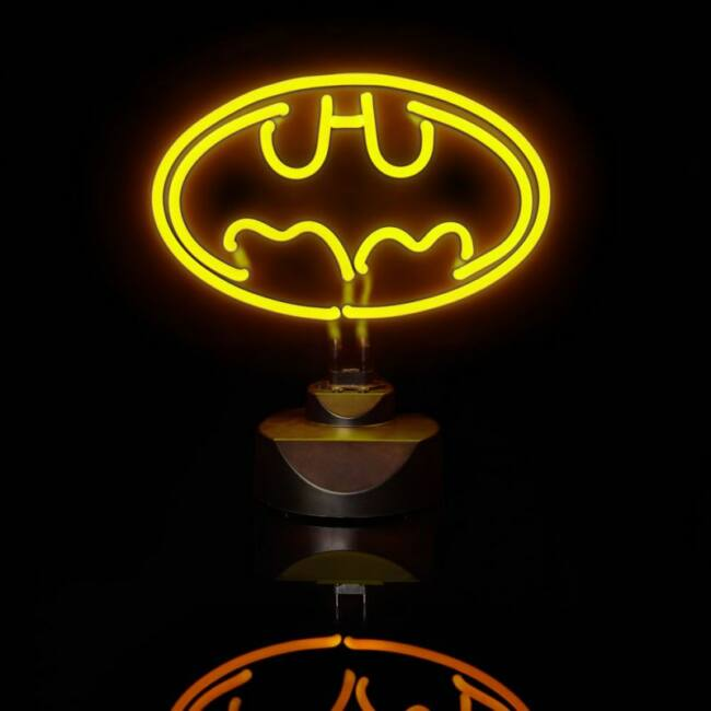 Batman Neon Lámpa
