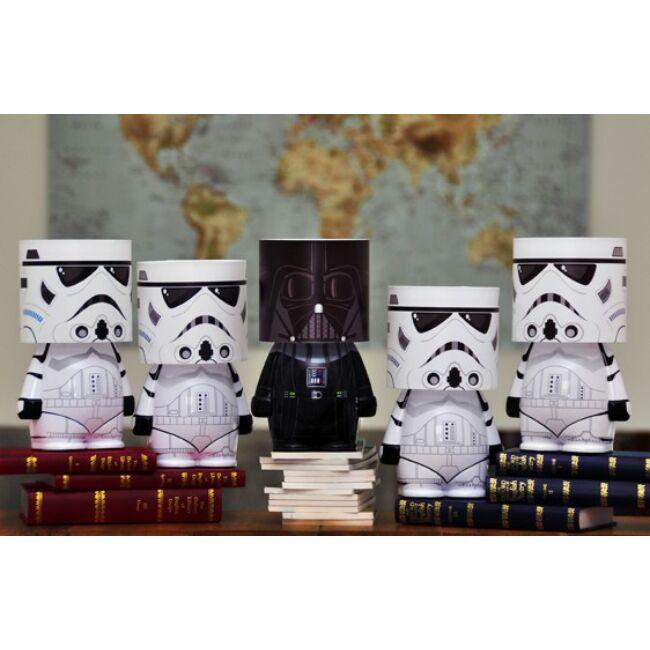 Star Wars hasonmás LED asztali lámpa Dart Vader