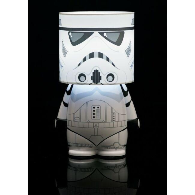Star Wars hasonmás LED asztali lámpa Stormtrooper