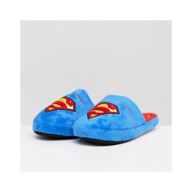 Superman DC Comics papucs