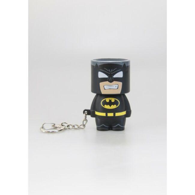 Batman mini kulcstartó világítás