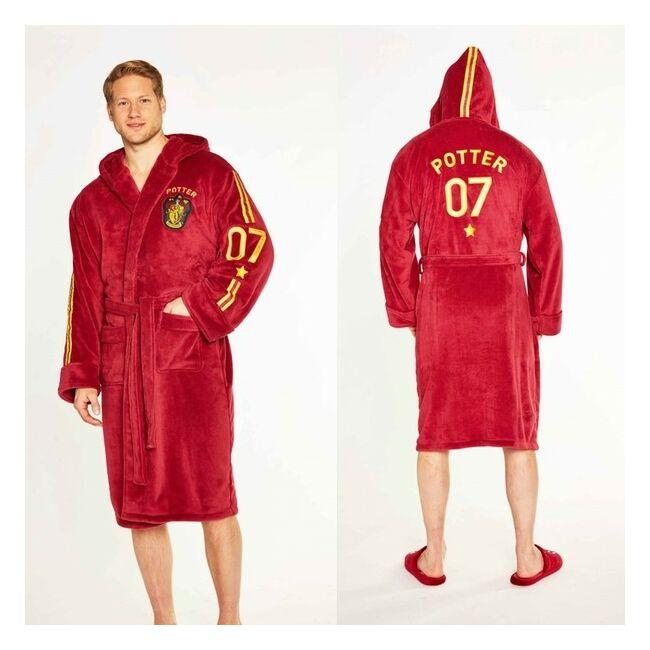 Harry Potter Quidditch (kviddics) fürdőköntös