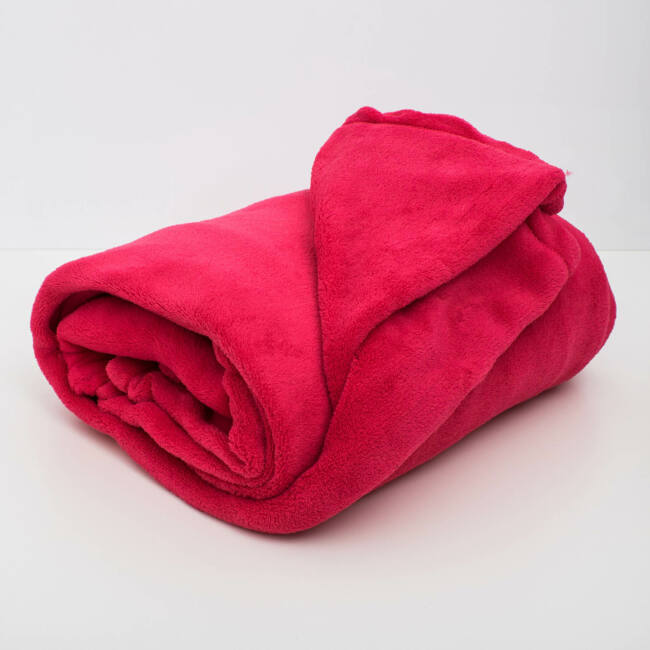 Hugz Deluxe - Snuggie bebújós takaró Piros