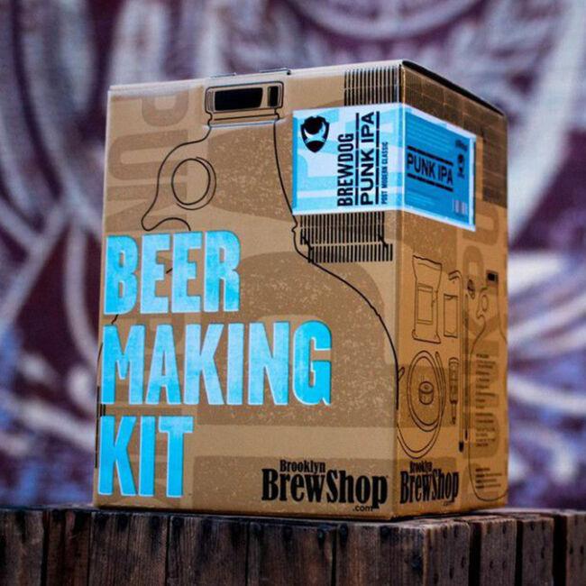 Brooklyn Brew Shop - Sörkészítő szettek Brewdog IPA