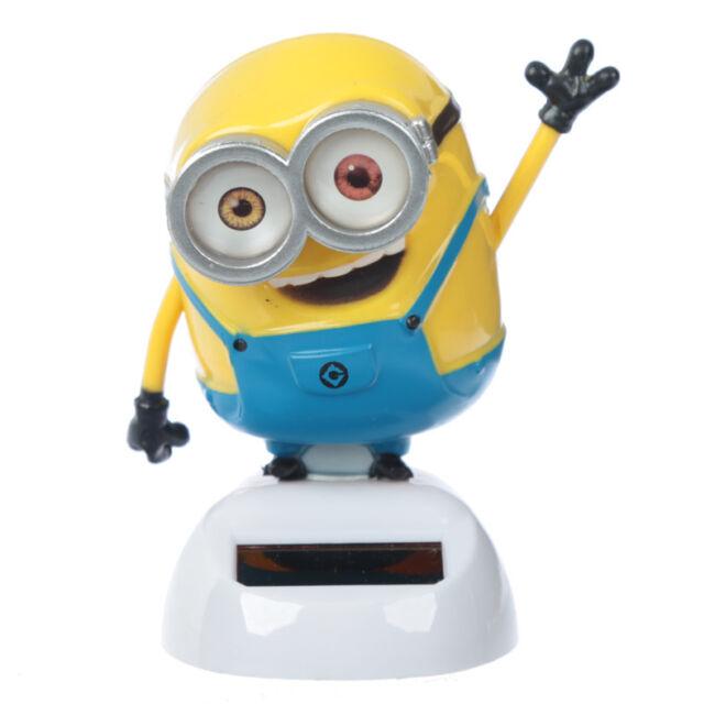 Minion táncoló napelemes bábuk Bob