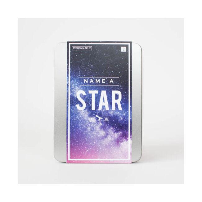 Nevezz el egy csillagot az örökkévalóságig!