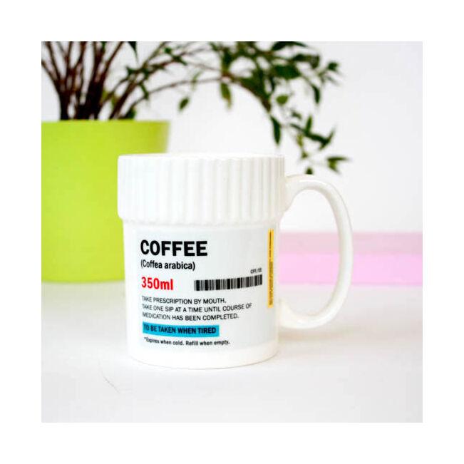 Gyógy kávé bögre